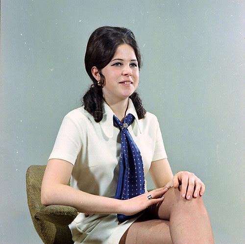 Mejuffrouw Pollemans 1970