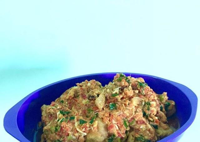 Bagaimana Cara Persiapan Sempurna Ayam crispy saus padang Cara Bunda Judith Recipe