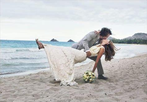 Eddie Vedder and Jill McCormick on their wedding day