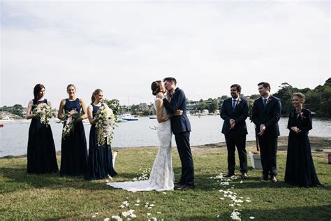 Simmer on the Bay   Sydney Wedding Photographer and