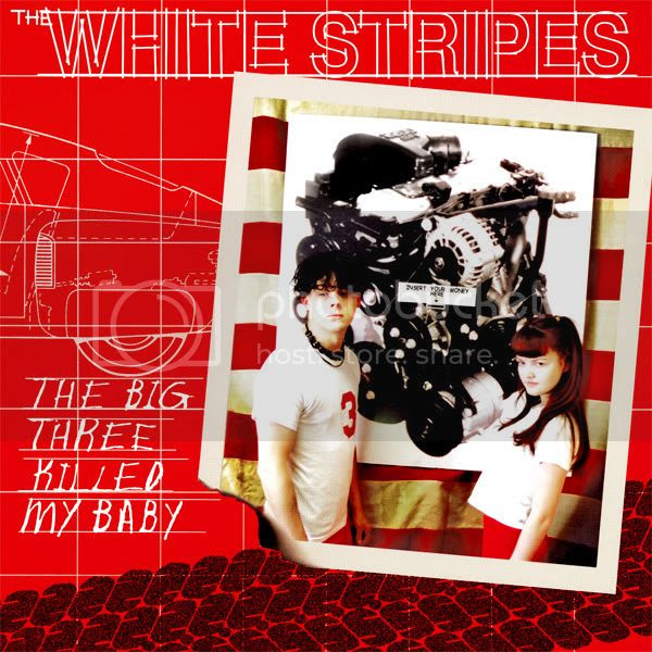 Fell In Love With A Band A White Stripes Christmas