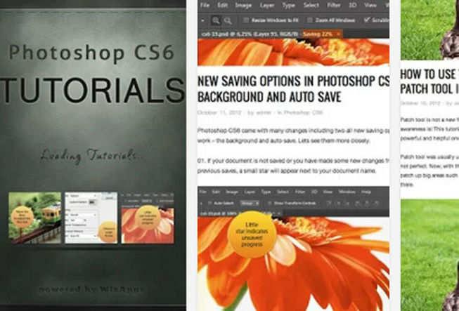 Photoshop-CS6-Tutorials