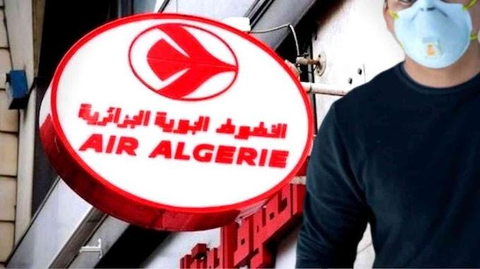 """Argelia: Éstas son las fechas de reanudación de vuelos de """"Air Algérie"""""""