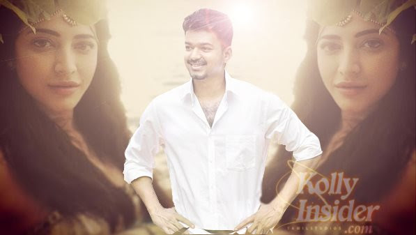 Vijay's Puli First look poster on 22nd of June