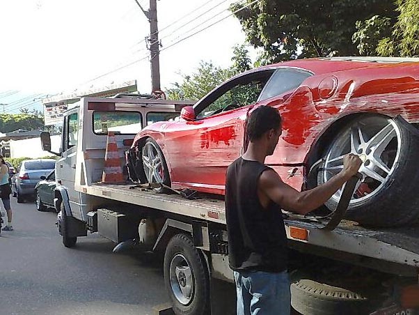 Worst Ferrari owners 7