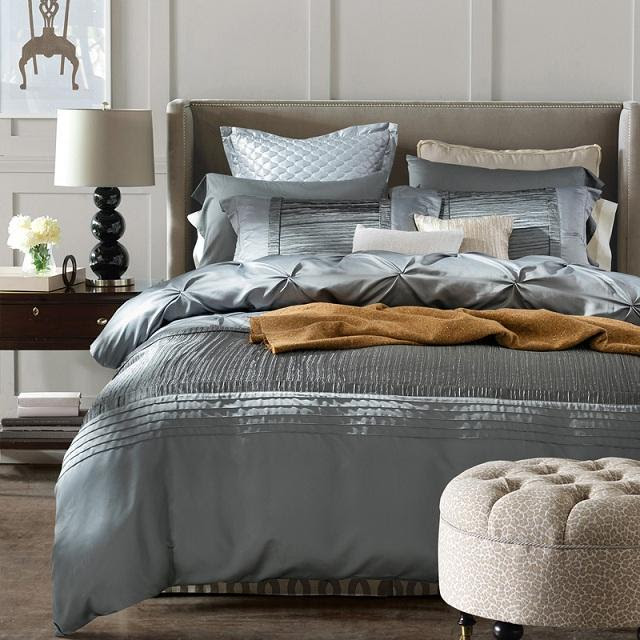 How to Layer Luxury Bedding Like a Designer - LUXURY ...