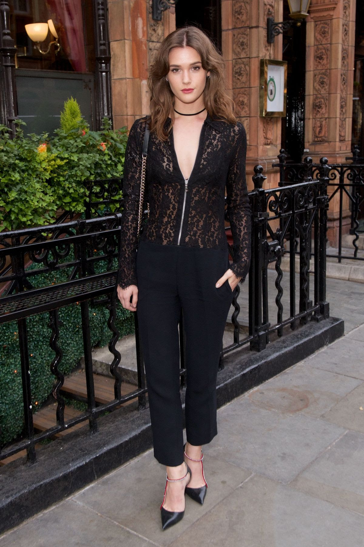 SAI BENNETT at Lady Dior Party in London 05/30/2016