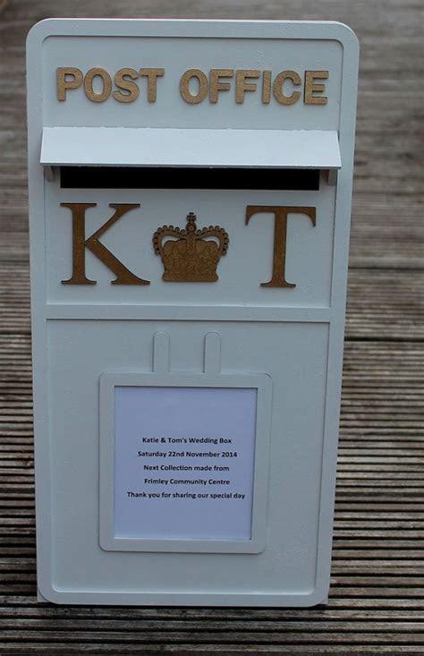 Best 25  Wedding post box ideas on Pinterest   Post box