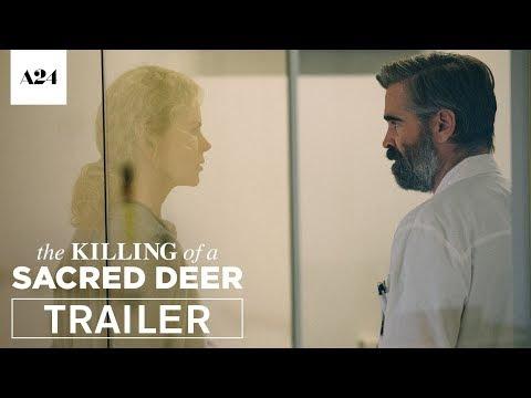 مقابلة مع المخرج  يورغوس لانثموس حول فيلم the killing of a sacred deer