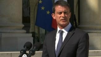 França decreta dol nacional entre dissabte i dilluns