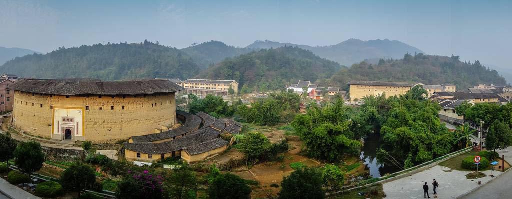 tulous Fujian china 06