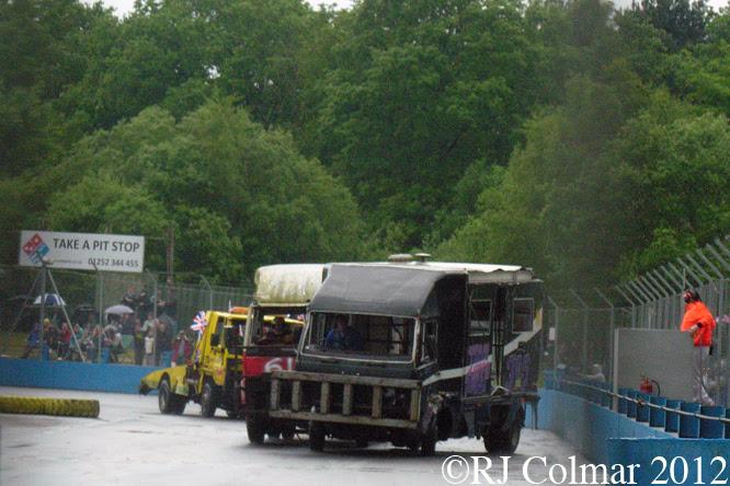 FIAT, Eurocargo, Ford, Racing, Trucks, Aldershot, Raceway