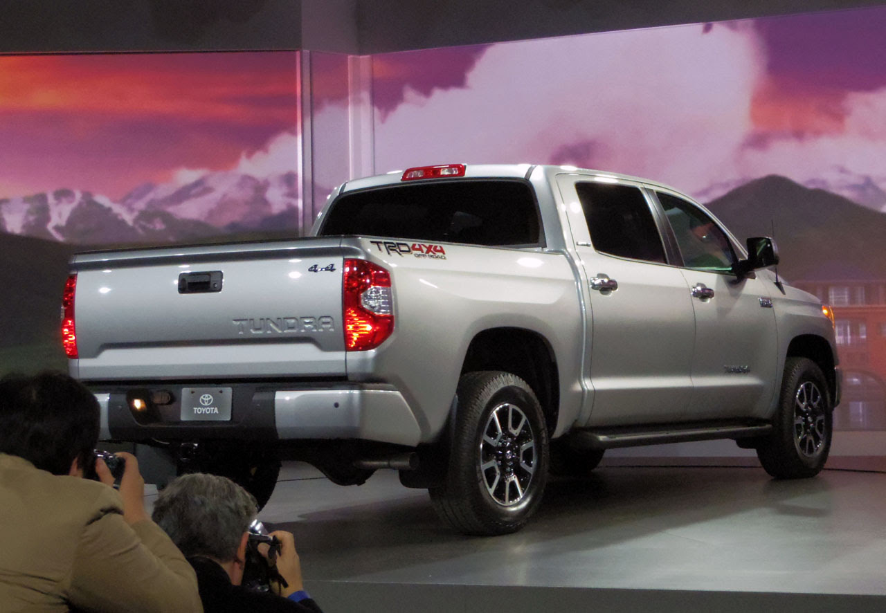 2014 Toyota Tundra: Chicago 2013 Photo Gallery - Autoblog