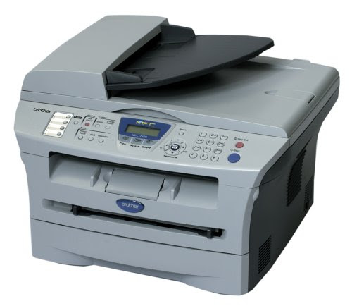 Brother MFC-7420 Fax, Copier, Laser Printer