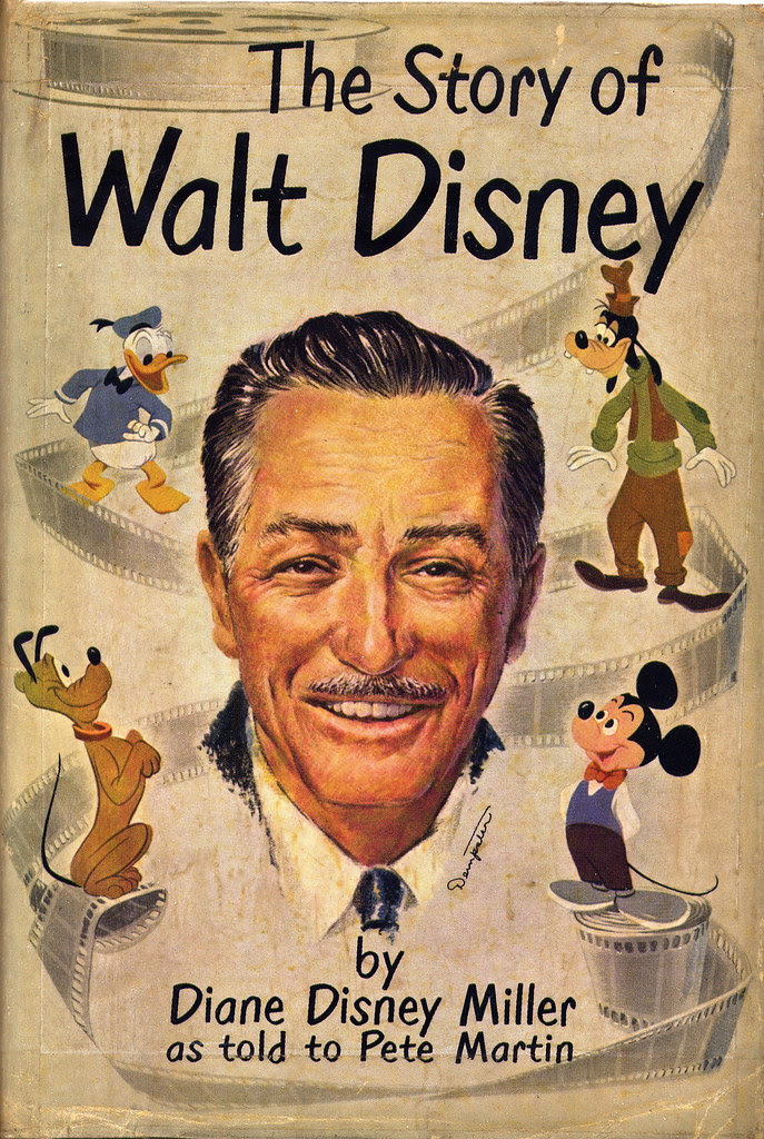Disney Biography (US edition)