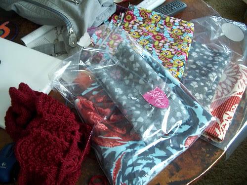 Christmas knitting and Christmas present!