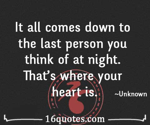 Thats Where Your Heart Is