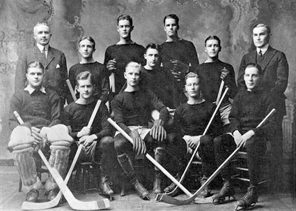 1911-12 Princeton hockey team, 1911-12 Princeton hockey team