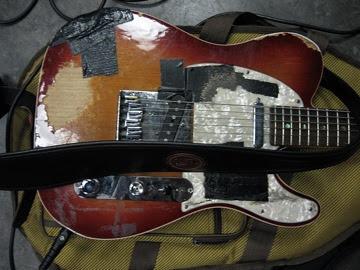 Jasper's guitar