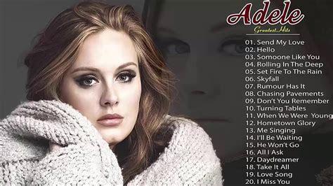 Adele Greatest Hits Hits   Adele Best Ever   Adele Best