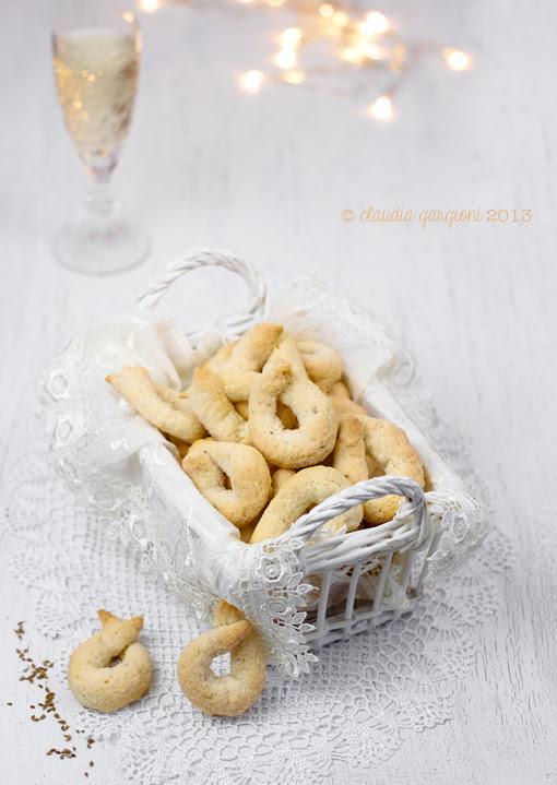biscotti al vino