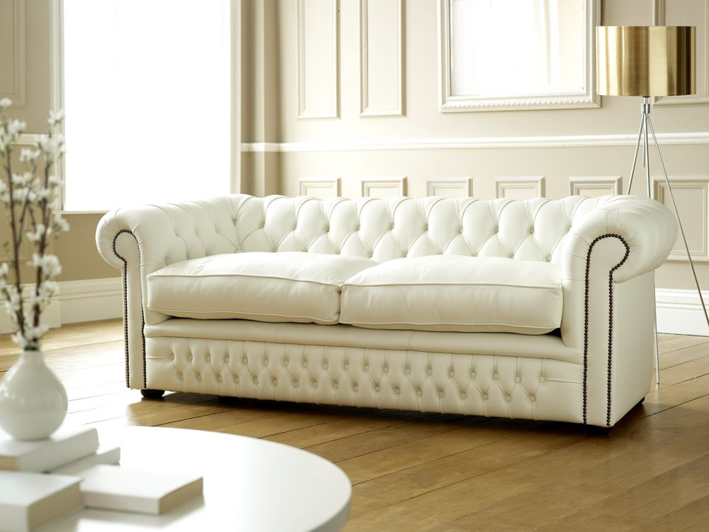 Chesterfield Sofa Bed Used   Couch & Sofa Ideas Interior ...