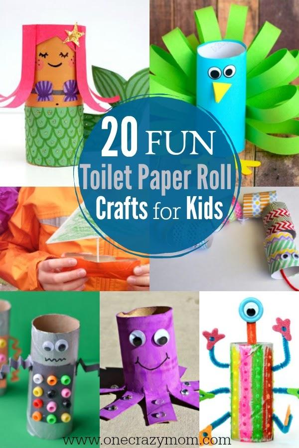 Toilet Paper Games Ideas