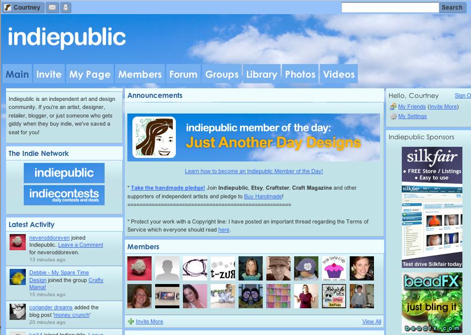 Indiepublic Featured Member