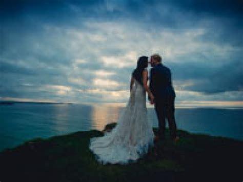 Wedding at Watergate Bay Hotel