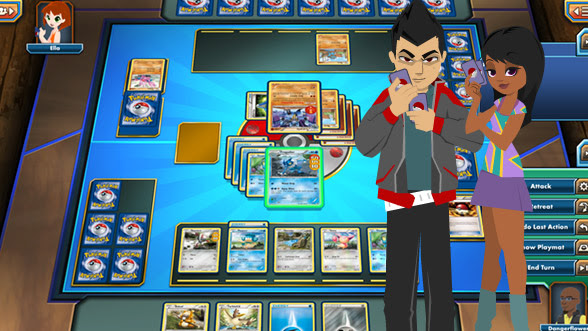 Play Trading Card Game Online  Pokemon.com