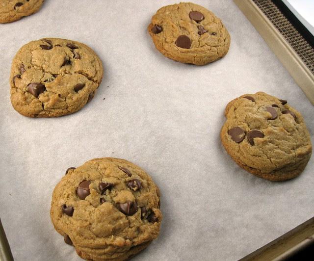 quick & easy cc cookies