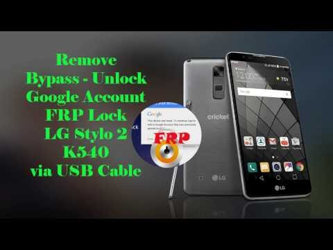 Bypass Google Account LG V20H990 ALL LG ANDROID 7xx Frp