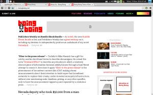 tampilan boingboing versi web