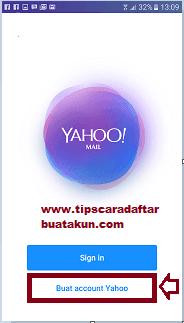 Cara Membuat Email Baru Yahoo Mail Indonesia