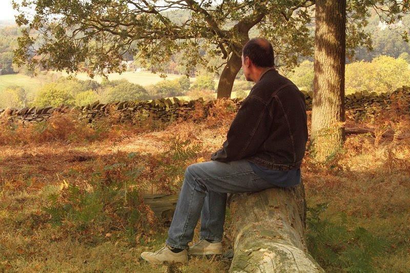 David in Bradgate Park