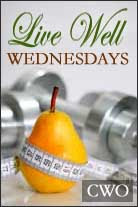 Live Well Wednesdays - Being Transformed