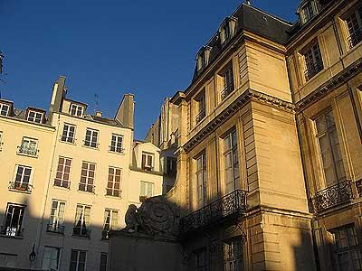 Jardin du musée Picasso