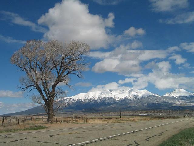 New Mexico winter 2005