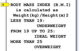 body fat percentage in relation to bmi