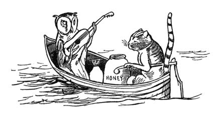 Image:Edward Lear The Owl and the Pussy Cat 1.jpg