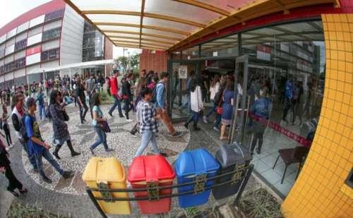 Enem: quase um terço dos candidatos no Paraná não compareceu