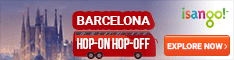 Hop on Hop off Tour in Barcelona