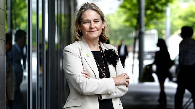 Louise Sylvan, Chief Executive Officer of the Australian National Preventive Health Agenc