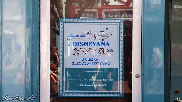 Disneyland Resort, Disneyland, Main Street USA, Market House