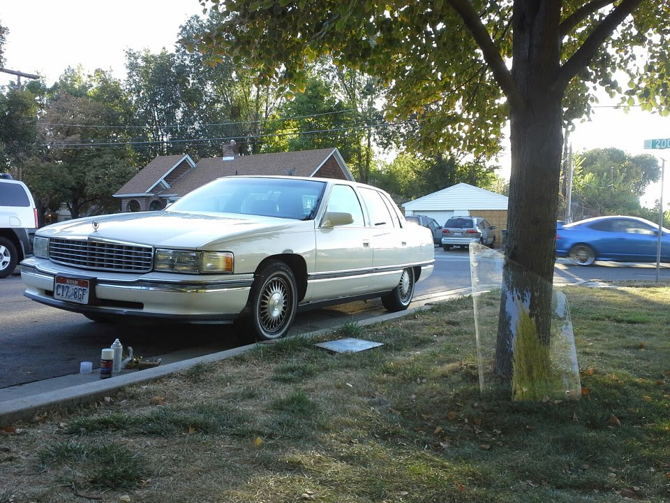1994 Cadillac DeVille - Pictures - CarGurus