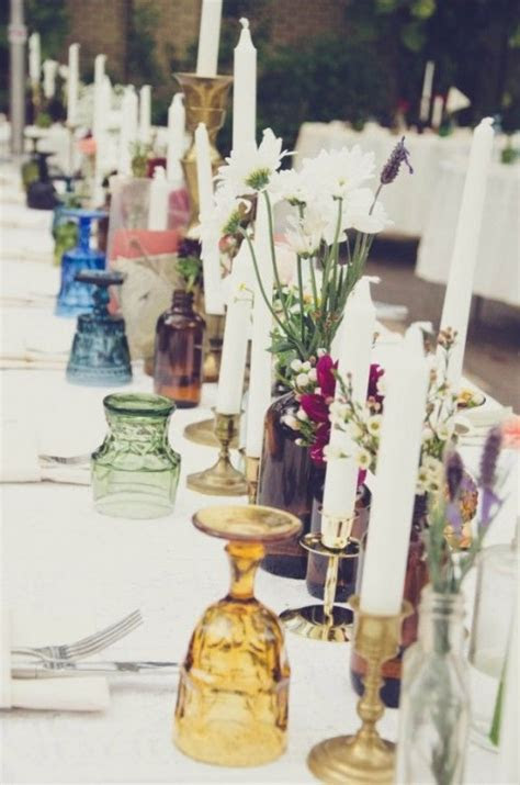 64 Boho Chic Wedding Table Settings To Get Inspired