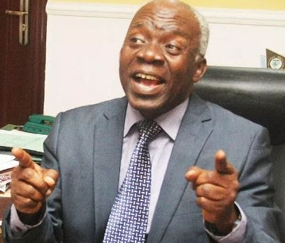 'Every Nigerian citizen being detained illegally in the country should be freed without further delay' - Femi Falana