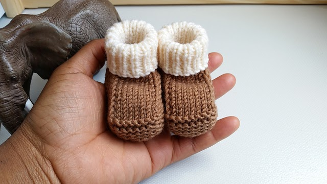 Craft Passions Prisca S Baby Booties Free Knitting