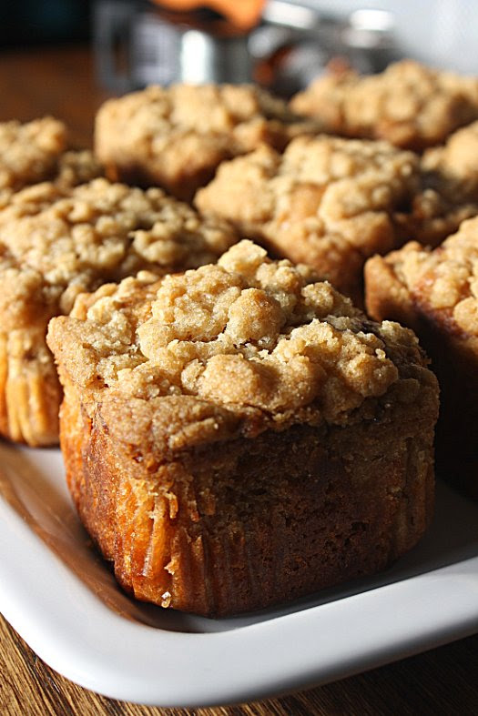 Banana Crumb Muffins - 3543-2-2
