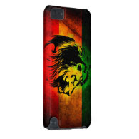 Cori Reith Rasta reggae lion iPod Touch (5th Generation) Cover